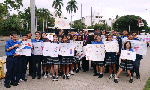 St. Elizabeth Participates in March for Life